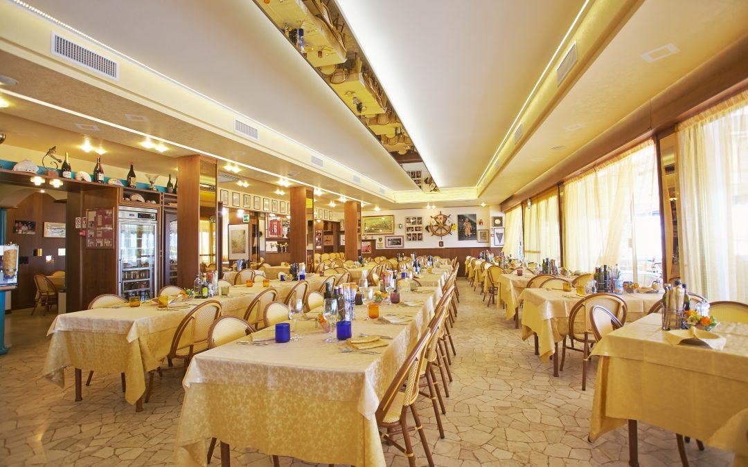 La passione per la cucina da vita al ristorante del Sara Hotel